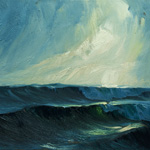Matthew Hedges - seascape painter